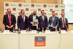 Ford chce v Česku prodávat nákladní auta