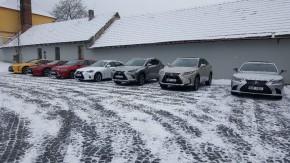 Lexus chce letos v ČR prodat 550 aut