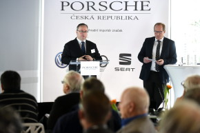 Porsche CR targets CZK 30 billion this year