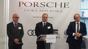 Porsche ČR letos cílí na obrat 30 miliard Kč