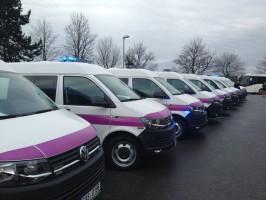 VW Užitkové předal Vězeňské službě eskortní vozidla