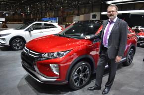 Mitsubishi v Ženevě ukazuje nové SUV vozy