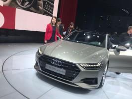 Procházková slavila 20 let se značkou Audi