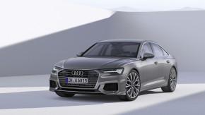 Audi se blýsklo novou generací A6