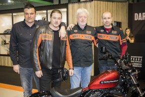 Harley-Davidson má vítěze Battle of the Kings