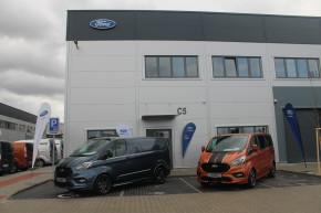 Ford ukázal Transit v novém školicím centru