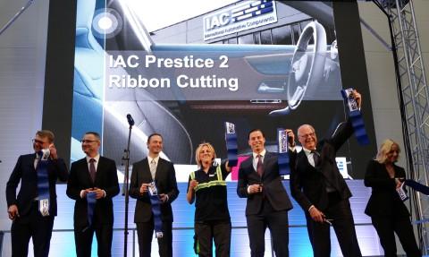 Ribbon Cutting-Grand Opening Prestice 2