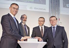 Škoda rozšířila Parts Centrum v Boleslavi
