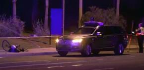 Samořízený vůz zabil v USA chodkyni