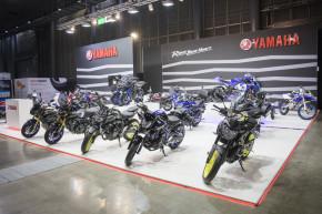Yamaha: tři středoevropské premiéry v Brně