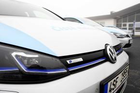 ČEZ půjčil VW eGolf magistrátu v Třinci