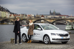 Škoda DigiLab adds to its own carsharing portal HoppyGo through joint venture