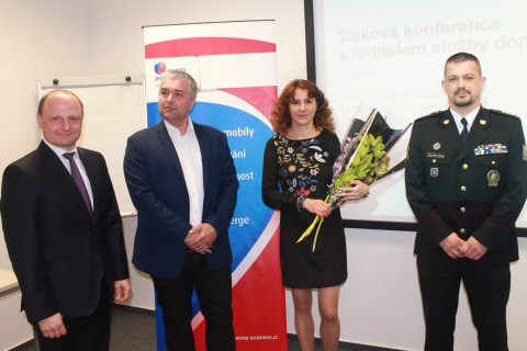 Anketa PR gratulace partneř Matthey