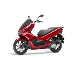 Honda má novou verzi skútru PCX125