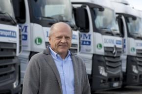 ICOM: minimální mzda by měla platit i u kamionů