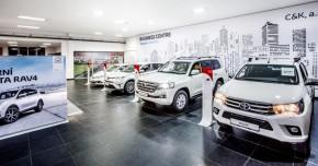 Česká Toyota přechází na online prodej