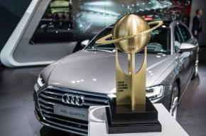 """Audi A8 je """"World Luxury Car 2018"""""""