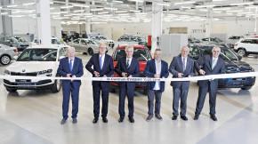 Škoda otevřela kompetenční centrum v Kvasinách