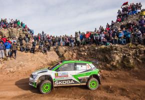 Škoda chce bodovat na Portugalské rally
