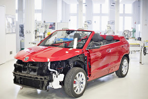 Škoda students designed new SUV