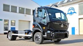 Avia ukončila výrobu nákladních aut