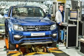 Volkswagen Amarok s novým motorem