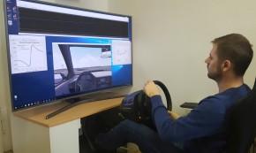 ČVUT simuluje chování nestabilních aut