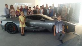 Auto Kora Top odhalila supersport Ford GT