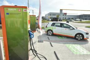 Nové projekty v oblasti elektromobility