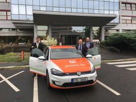 Ministerstvo ŽP má elektromobil od ČEZ