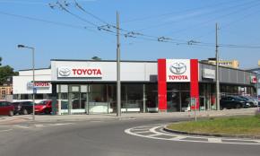 Autobond otevřel novou Toyotu v Opavě