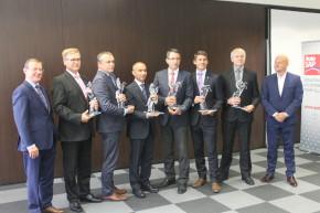 Vyhlášeny podniky roku 2017 v autoprůmyslu