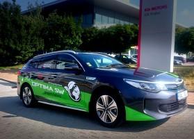 Kia míří na Českou Trophy ECO Energy Rally