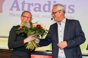 Pojišťovna Atradius slaví 20 let v Česku