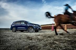 Tiskovka roku: 1. místo – Renault Koleos v Šamoríně