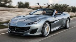 Bridgestone dodá pneu pro Ferrari Portofino