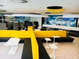 Raiffeisenbank otvírá salonek na letišti