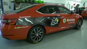 Continental jede první rok na Tour de France
