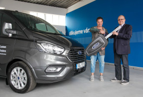 Dejdar novou tváří českého Fordu