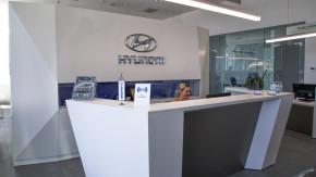 Hyundai má dealerství vUherském Hradišti