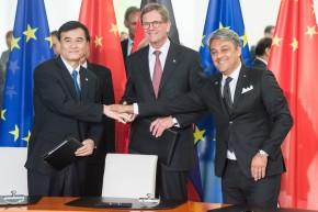 SEAT má smlouvu s VW Group China a JAC