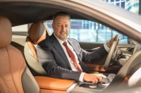 New CEO of the BMW Region Central Europe
