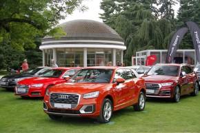 Audi zasponzoruje Soundtrack Poděbrady