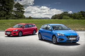 K dealerům Fordu dorazil nový Focus