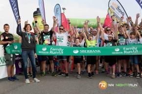 Sberbank Family Run se poběží v Mostě