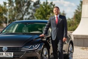 Nový šéf divize Volkswagen osobní vozy