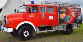 Na Truck Festivalu bude více než 100 kamionů