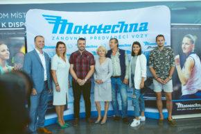 Mototechna slavila 6 let od obnovení značky