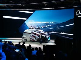 Mercedes-Benz ukázal vizi mobility v Kodani