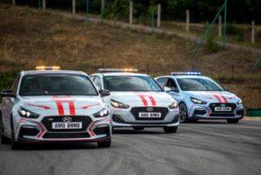 Nové safety cars na Masarykově okruhu